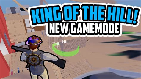 gamemode king   hill roblox strucid island