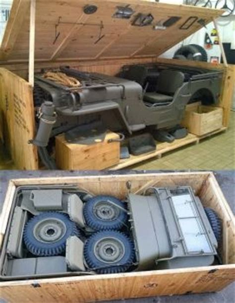 Popular in the 50's and 60's, U.S. Military Surplus