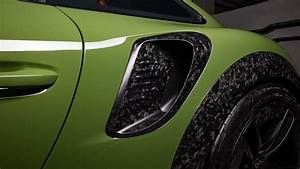 Techart Gt Street Rs Arrives In Geneva As Forged Carbon
