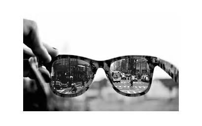 Sunglasses Wayfarers Glasses Through Gifs