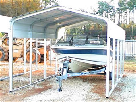 Boat Shelter Ideas by Carports Steel Shelters Storage Shelters Boat Vehicle