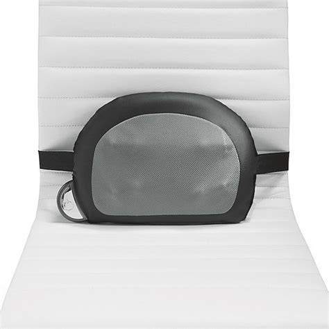 brookstone chair massager cushion ineed lumbar cushion tech gadgets