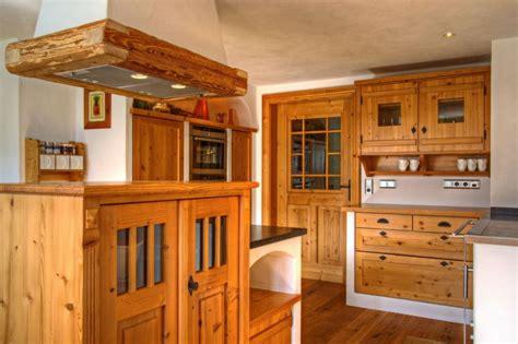 Küchen Aus Altholz by Wohnen Wie Im Bilderbuch