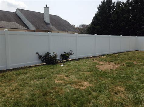 vinyl fencing pierce fence company