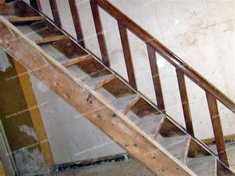 Comment Vitrifier Un Escalier by Forum Menuiserie Conseils Vitrifier Un Vieux Escalier