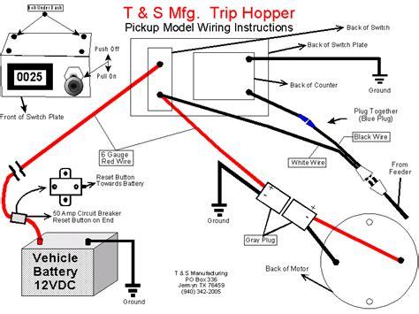 12 Volt Deer Feeder Wiring Diagram by Truck Model Feeders