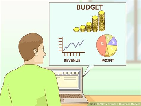 How To Create A Business Budget 13 Steps (with Pictures