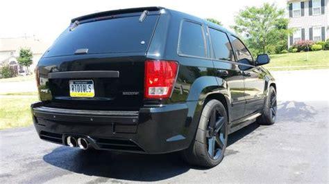 sell   jeep srt turbo grand cherokee