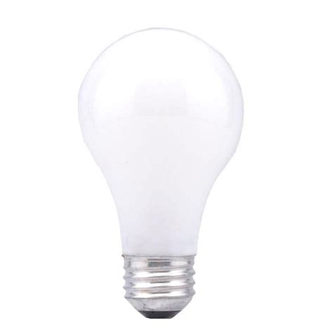 sylvania 30 70 100 watt incandescent a21 3 way light bulb