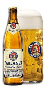 Tent Fan Light by Oktoberfest Bier Paulaner Brauerei M 252 Nchen