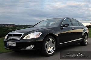 Mercedes Classe S Limousine : mercedes s class limousine partner ~ Melissatoandfro.com Idées de Décoration