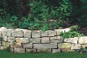 Steine Für Gartenmauer : naturstein mauer steinmauer mauer aus naturstein ~ Michelbontemps.com Haus und Dekorationen