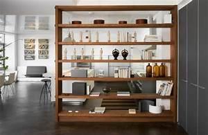 Raumteiler Regal Holz : tolle raumtrenner designs und hinweise f r ihre nutzung ~ Sanjose-hotels-ca.com Haus und Dekorationen