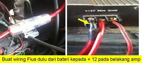 starting automobil diy pasang unit dan power fire starting automobil diy pasang head unit dan power