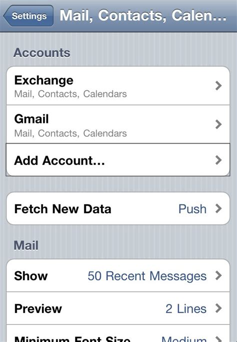 verizon net email iphone verizon email settings for iphone