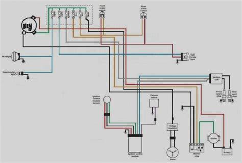 Wiring Diagram Dyna Bobber by Harley Chopper Wiring Diagram Hobbiesxstyle