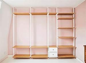 Offenes Schranksystem Ikea : offener kleiderschrank ideen inspiration ikea ~ A.2002-acura-tl-radio.info Haus und Dekorationen