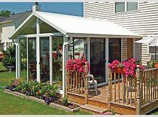 Sunroom Kit, EasyRoom™ DIY Sunrooms Patio Enclosures