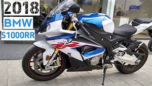 Bmw S1000rr 2018 : bmw s1000rr 2018 superbike 999 cc bmw other bikes review exhaust note youtube ~ Medecine-chirurgie-esthetiques.com Avis de Voitures