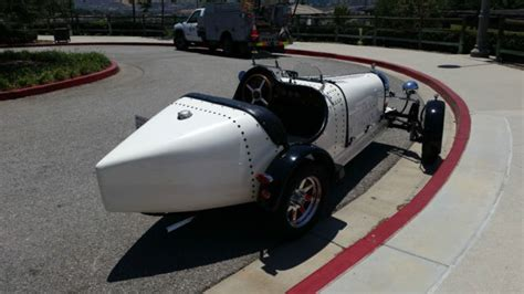 Based on a vw beetle rolling chassis with a alfasud alfa romeo flat 4. 1927 Bugatti Type 35b Kit Car NO RESERVE...BLOWIN' IT OUT!!!! for sale: photos, technical ...
