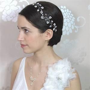 Wedding Hair Pieces For Short Hair
