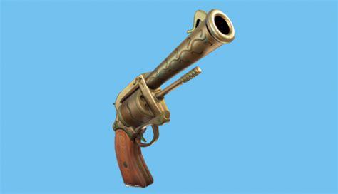 fortnites revolver  vaulted   storm