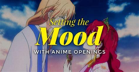 Setting The Mood With Anime Openings » Yattatachi