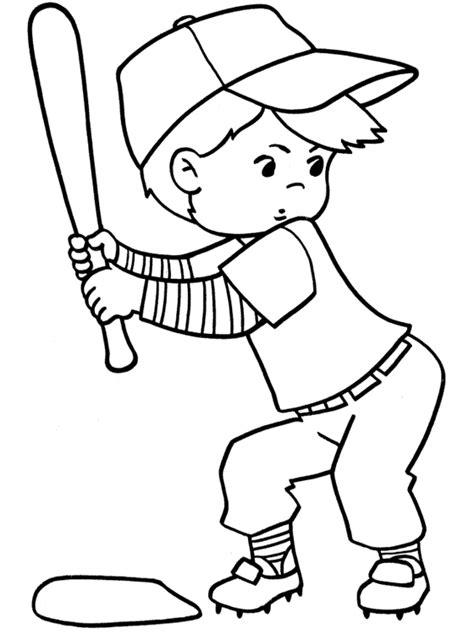 page baseball coloring pages free printable baseball colouring worksheets