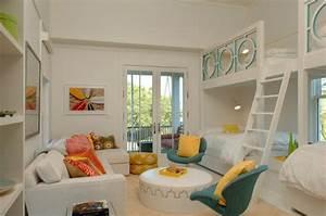 Chambre 9m2 Ikea : 1001 versions d 39 am nagement de petite chambre enfant ~ Melissatoandfro.com Idées de Décoration