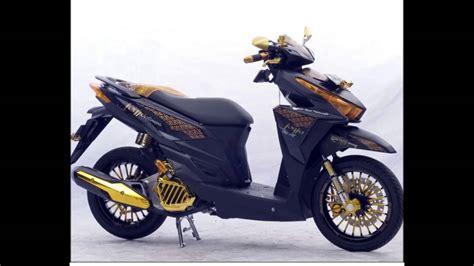 Modifikasi Motor Matic Vario 150 by Modifikasi Motor Vario 150 Esp Modifikasi Yamah Nmax