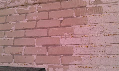 farbe wand entfernen kalksandsteinfassade farbe bl 228 ttert ab selbst de diy forum