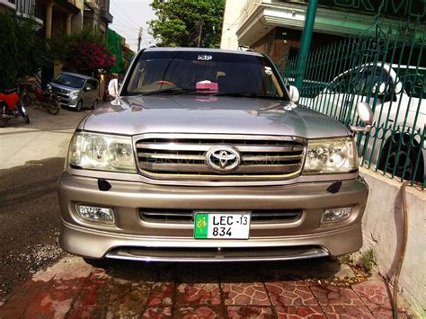 toyota land cruiser vx limited 4 7 2000 for sale in lahore pakwheels