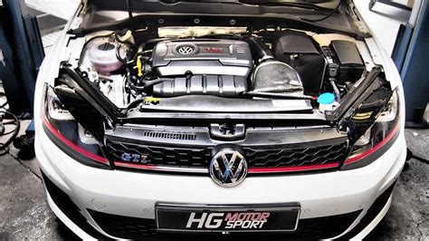 Hg Motorsport Volkswagen Golf Gti Mk7 Engine