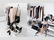 What is a normal sized wardrobe? Mademoiselle A