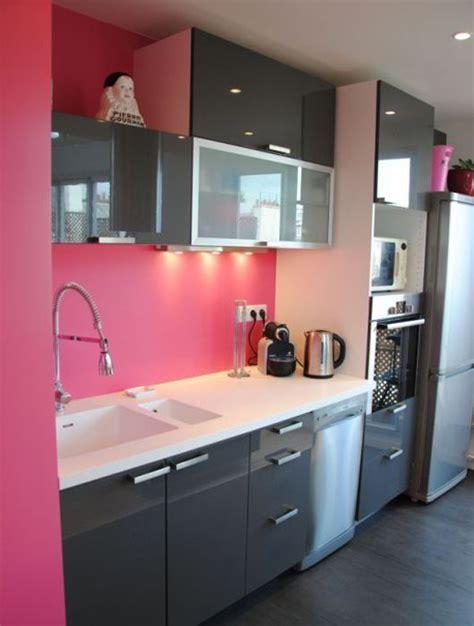 deco cuisine et grise cuisine idées décoration cuisine