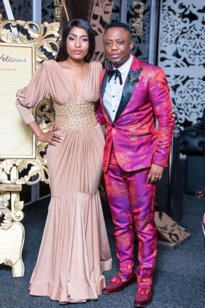 pics sa celebrity couples  slayed  durban july