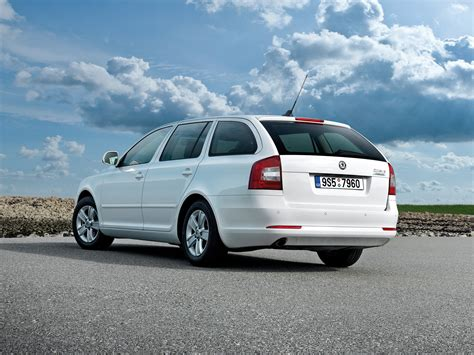 2009 Skoda Octavia Combi Car Photos Catalog 2018