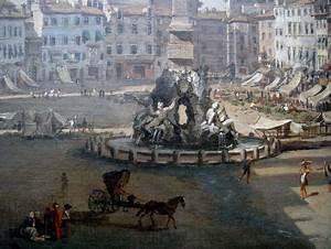 Musée Beaux Arts Nantes : giovanni paolo pannini 1691 1735 la place navone rome ~ Nature-et-papiers.com Idées de Décoration