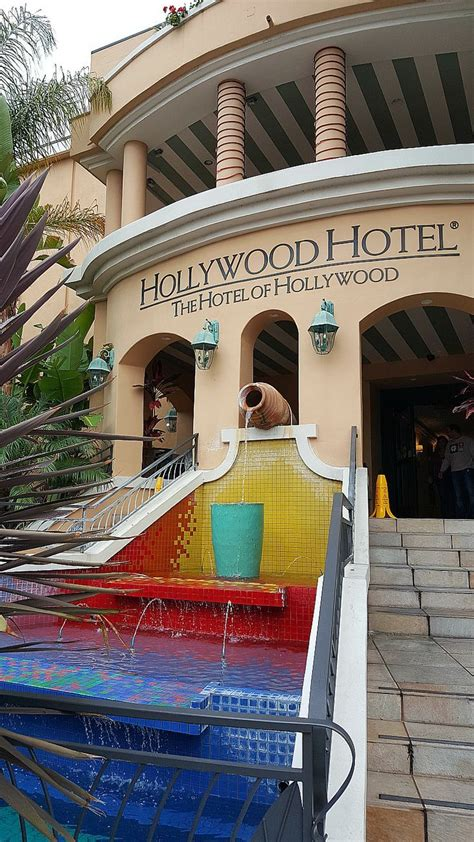 hollywood hotel in los angeles travel group board