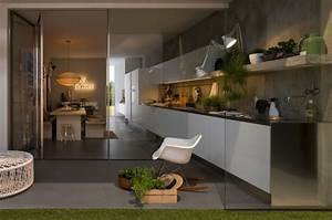 Modern, Italian, Kitchen, Design, From, Arclinea