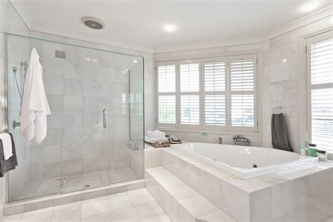 Modern Bathroom Finishes by 8 Sublime Tiling Finishes For Your Shower Jeeves