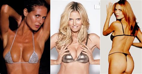 70 Hot And Sexy Pictures Of Heidi Klum Explore Her