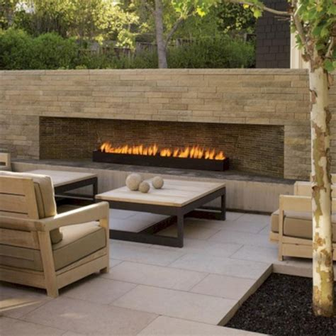 diy outdoor fireplace 37 diy outdoor fireplace and pit ideas godiygo