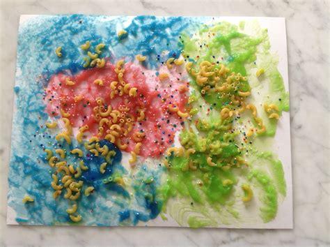 sponge painting  textures perkins elearning