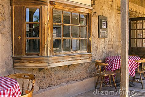 west cowboy mexican cantina saloon stock image image