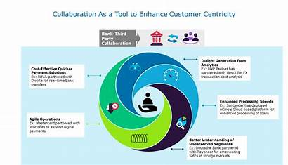 Customer Centricity Collaboration Party Service Payment Banks
