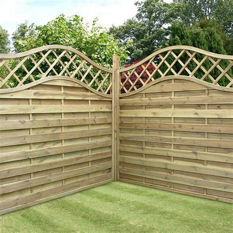 waltons prague wooden garden fencing panels waltons sheds