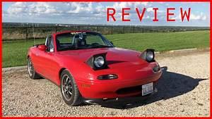 1991 Mazda Miata Review
