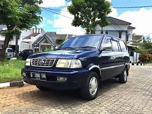 Jual Mobil Toyota Kijang 2001 Lgx 2 0 Di Banten Manual Mpv