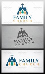 Keynote Game Show Template Church Family Logo Template By Bosstwinsart Graphicriver